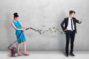 Is it ok to earn more than your partner?