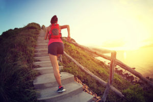 4 Steps to Getting Back on Track with Your Goals